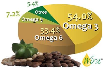 fuentes vegetales de omega 3