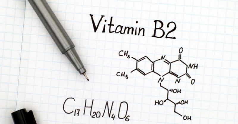 Vitamina-B2 riboflavina