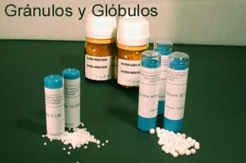 granulos de homeopatia
